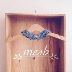 crochet collars by meshcrochet on Etsy Crochet Collar, Crochet Baby, Collars, Crochet Earrings, Mesh, Babies, Trending Outfits, Unique Jewelry, Handmade Gifts