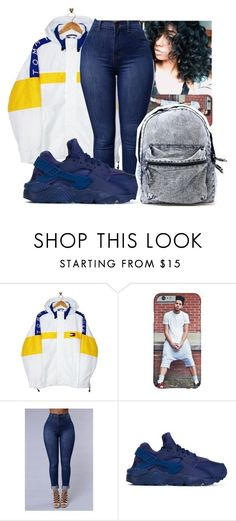 | 273 by ashia1 ❤ liked on Polyvore featuring Tommy Hilfiger, NIKE, womens clothing, women, female, woman, misses and juniors