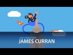 """Masterclass with James Curran from SlimJimStudios. James Curran is an animator director based in London and is the author of projects such as """"The adventures..."""