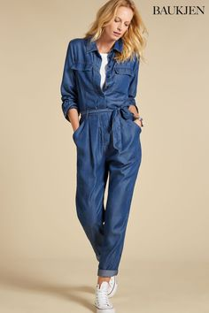 af144ef86ed9 Buy Baukjen Blue Charla Boiler Suit from the Next UK online shop
