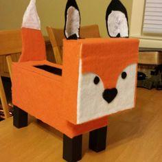 Fox box valentine