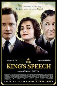 The King's Speech - Nov. 2010