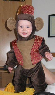 The Wizard of Oz - flying monkey halloween costume DIY