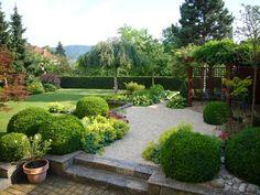 Zahrada Hana Vecerova