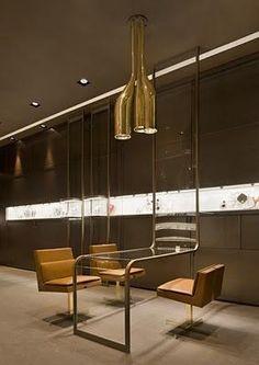 INTERIOR DESIGN | Massimo Iosa Ghini firma la gioielleria Faraone di Milano