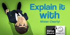 Explain It With Mister Clearly  • After Effects Template • See it in action ➝…