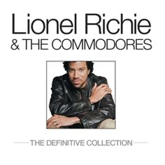 Lionel Richie & The Commodores The Definitive Collection 2 Cd (Greatest Hits) Lionel Richie Commodores, Love Is Sweet, My Love, Sweet Soul, My Destiny, Diana Ross, We Are The World, Motown, Greatest Hits