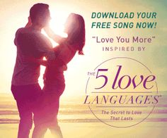 The 5 Love Languages books by Gary Chapman | Is your love language Physical Touch, Quality Time, Receiving Gifts, Acts of Service, or Words of Affirmation? Read The 5 Love Languages to find out.