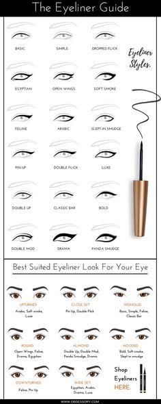 eye makeup eyeliner...