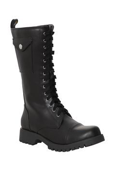 These Combat Boots.