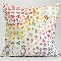 Highveld Kaleidescope Cushion Cover by MyFavColour on Etsy. $44.50 USD, via Etsy.