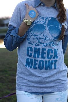 Check Meowt Graphic Tee from Target