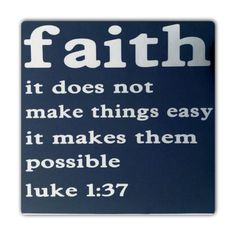 Bible Verse  Luke 137  Religious Quote  by DecalsEnFolie on Etsy