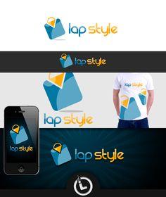 Logo for lap style Logo Branding, Logos, Style, Logo