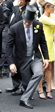 Mike Tindall: The best curtsy at Royal Ascot, part 2 ...