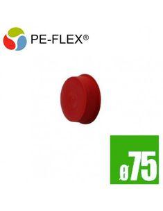 PE-flex záslepka DN 75 Company Logo, Tech, Logos, Logo, Technology