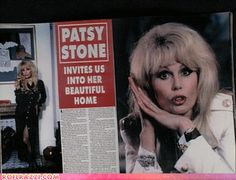 Patsy Stone Invites You Into Her Beautiful Home