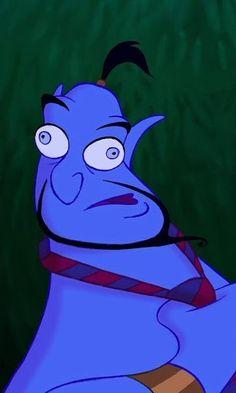 Disney Aladdin Genie Clipart