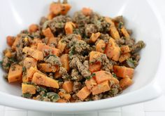 Beef & Sweet Potato Hash | fastPaleo Primal and Paleo Diet Recipes