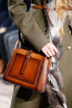 Michael Kors Collection Fall 2015 Ready-to-Wear Fashion Show Details