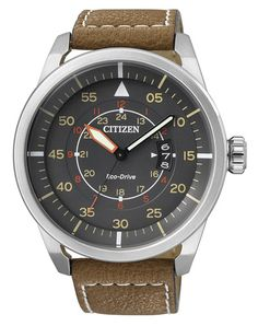 Citizen Aviator, AW1360-12H : 45mm