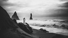 Pre-Wedding Photography in Iceland by Nordica Photography - Full Post: http://www.brideswithoutborders.com/inspiration/pre-wedding-photography-in-iceland-by-nordica-photography