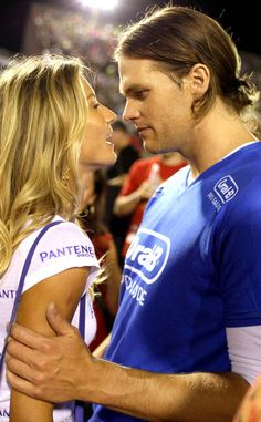 Hair Today: tom-brady-and-gisele-bundchen-romance-rewind Tom Brady And Gisele, Gisele Bündchen, Gisele Bundchen Tom Brady, Gisele Bundchen Young, Famous Couples, Celebrity Couples, Hair Today, Cute Couples, Supermodels