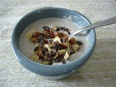 Tout Cru Dans Le Bec: Déjeuner instant: gruau de graines de chia