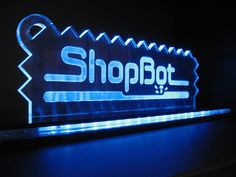 signs, 3d sign, illuminated, acrylic, routed, cnc, signage, FirmaSign.com