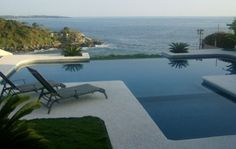 Now this is a posh pool!