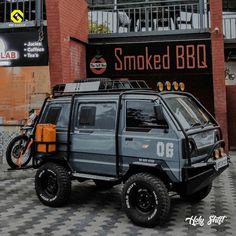 Its Gymni - Worlds First Lifted Maruti Omni - Sakkathlife Jeep Carros, Suzuki Carry, Gt Turbo, Offroader, Mc Laren, Expedition Vehicle, Mini Trucks, Motorhome, Custom Cars