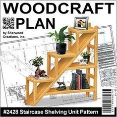 Woodcrafting Plans and Patterns, Yard Art Patterns, Tools and Supplies by Sherwood Creations #WoodcraftPlans