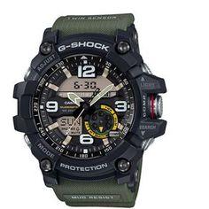 Casio G-Shock Mudmaster Series - Men's Watch