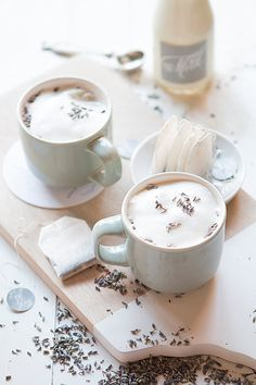 Saturday Sips: London Fog | Evermine Occasions | www.evermine.com #drink #recipe