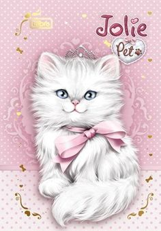 Jolie Pet - gatinho branco