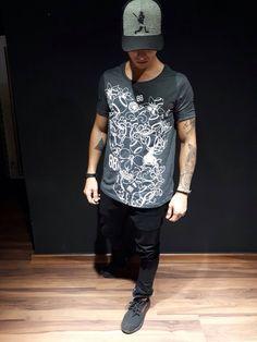 Camiseta RHILD - linha PREMIUM.
