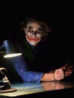 Heath Ledger #joker