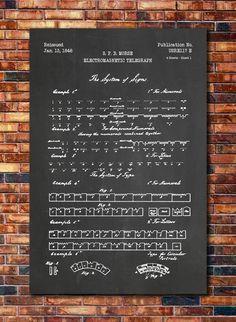 Morse Code Patent by Catkuma