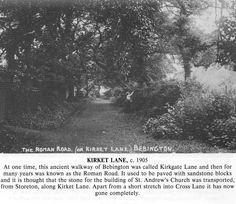 Kirket Lane, Bebington.