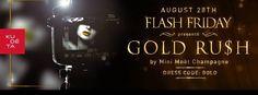 Gold Rush at KU DÉ TA BANGKOK #DJSG, #GoldRush, #KUDÉTA, #MasterD #bangkoktoday - http://bangkok.today/events/gold-rush-at-ku-de-ta-bangkok/