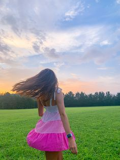 sunset, sunset picture, inspo, trendy, dress, pink dress