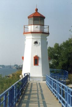 Cheboygan Lighthouse, Cheboygan, MI.