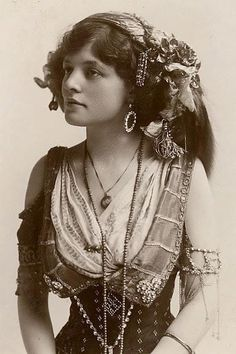 gypsy/I use to dress like this/wonder what happened.... think the real me got lost somewhere