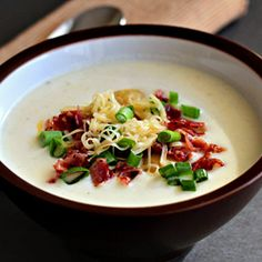 Potato Soup -