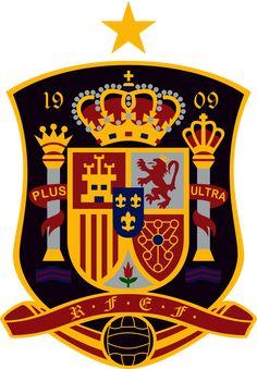 Real Federacion Española de Futbol Fundada en 1913 afiliada a la FIFA 1914 y a la UEFA en 1954. Titulos:1 Mundial y 3 Eurocopas
