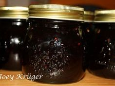 Mulberry Jam  - easy and yummy recipe. Leave some lemon seeds in to add some pectin!