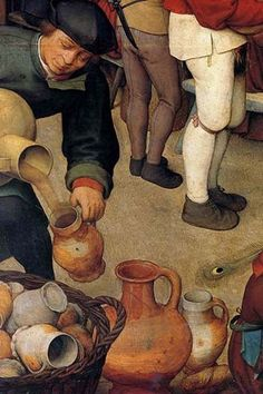 Dance of the Peasants - Detail -