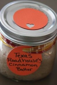 simple recipe for Texas Roadhouse cinnamon butter