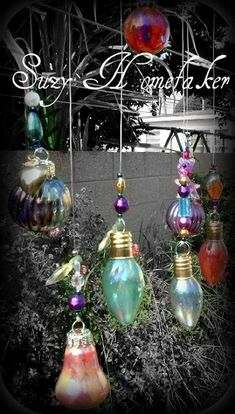 Color glass with Mod Podge and food coloring