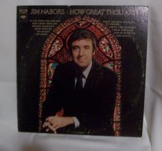 Album Number: C Recording Artist: Jim Nabors. Album Name: How Great Thou Art. Release Date: Cover: Very Good, no splits, record ring visible on front and back, wear around the edges and corners. Jim Nabors, Ebay Advertising, Columbia Records, Love Is Free, Gospel Music, Vinyl Records, Christian, Artist, Artwork